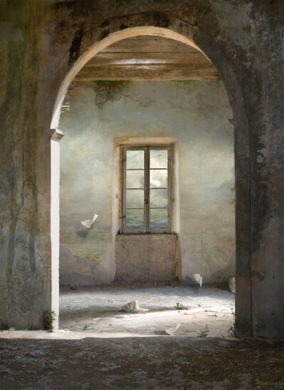 Suzanne Moxhay, 'Dormer', 2018