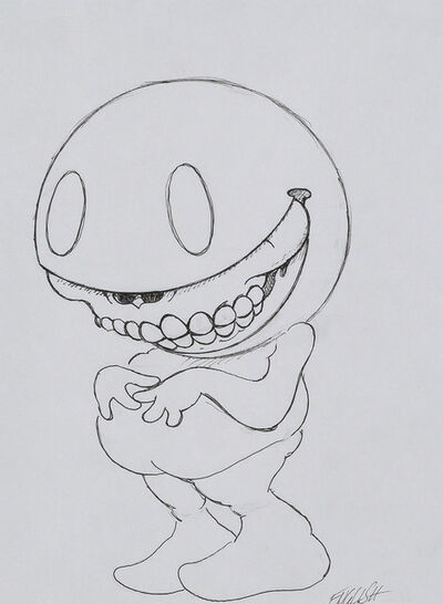 Ron English, 'Untitled (Grin)', Date not known