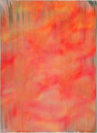 Katharina Grosse, 'Ohne Titel', 2000