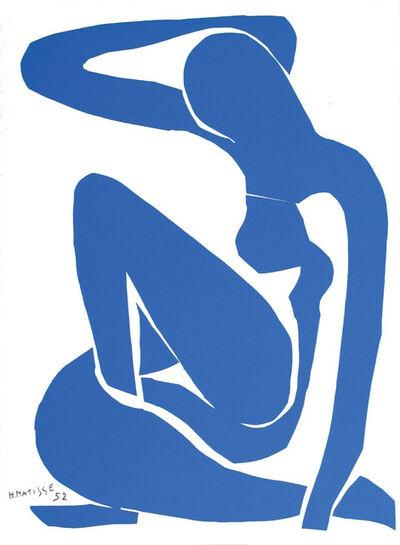 Henri Matisse, 'Nu Bleu VI', 1954