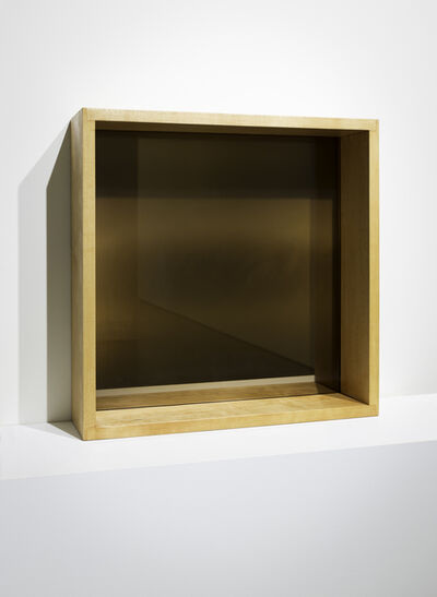 Larry Bell, 'Shadow box #29', 2006