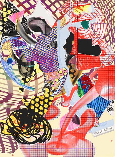 Frank Stella, 'Coxuria', 1997