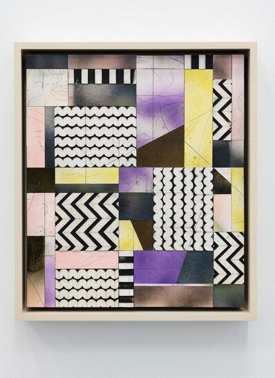 Ruby Sky Stiler, 'Lemon, Lavender, Zig-Zags, and Wiggles ', 2019