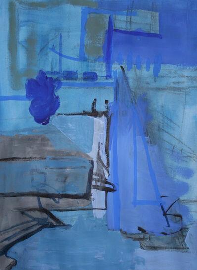 Stephanie Franks, 'Newtown Kreek Blues', 2019