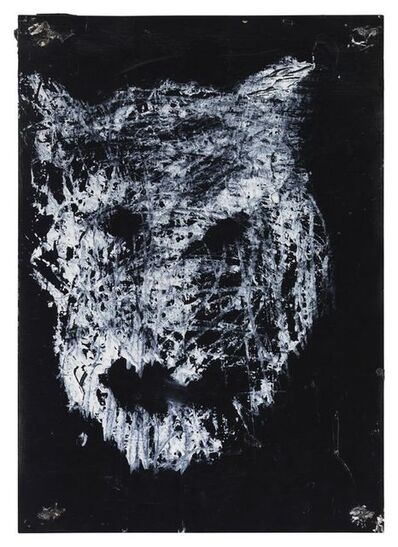 Joyce Pensato, 'Tiger', 1998