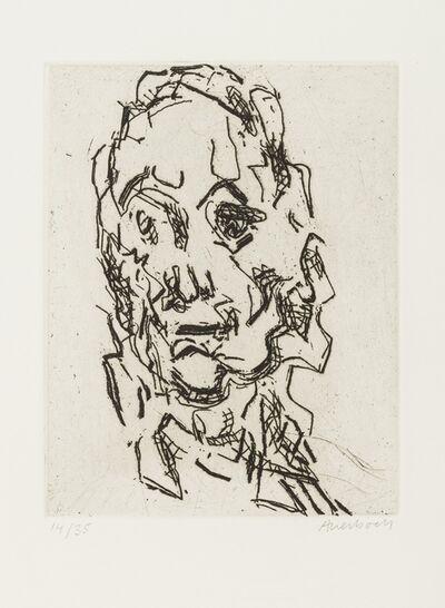 Frank Auerbach, 'Ruth (Hartley 30)', 2003