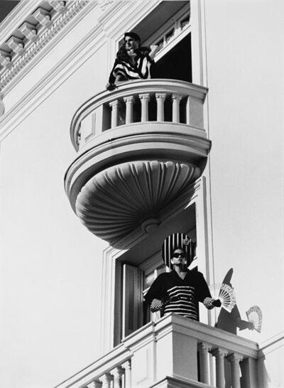 Karl Lagerfeld, 'Le Balcon de la Virgie', 1987