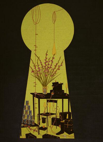 Stephen Chambers, 'Keyhole', 2013
