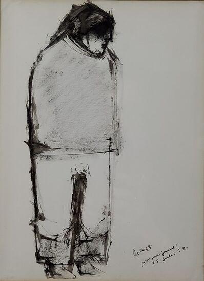 Jose Luis Cuevas, 'Mami mi general', 1953