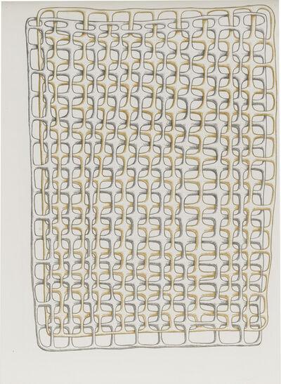 James Siena, 'Topological interlock I', 2012