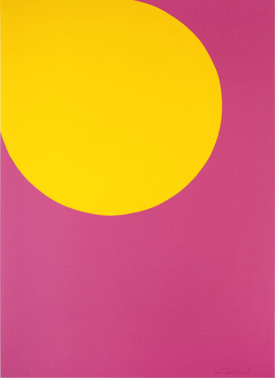 Leon Polk Smith, 'COLOR FORMS (F)', 1974
