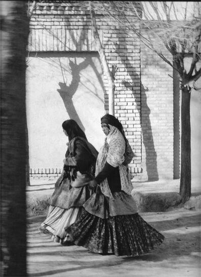 Inge Morath, 'Nomad women in Teheran', 1956