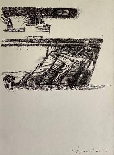Alexander Ponomarev, 'Sea stories. 3', 1990-2000