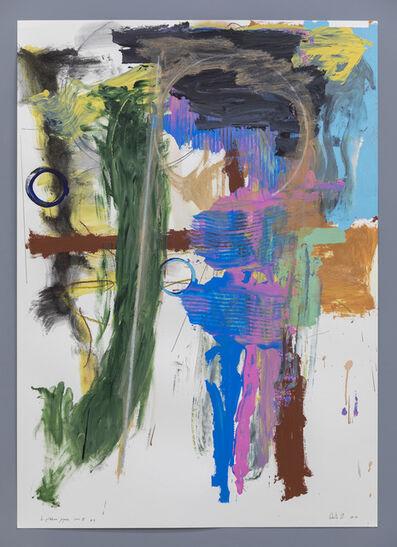 Pedro Cabrita Reis, 'Les Peintures Joyeuses, Série IV, #4', 2019