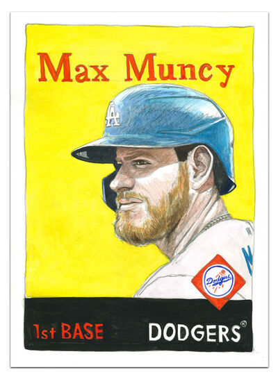 Eduardo Gómez, 'Max Muncy', 2020