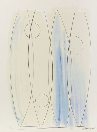 Barbara Hepworth, 'December Forms', 1970