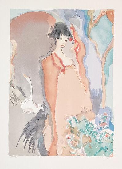 Jane Bazinet, 'LE FEMMES DU BAZINET (PLATE 1)', 1987