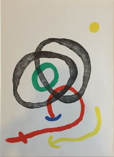 Joan Miró, 'Untitled', 1967