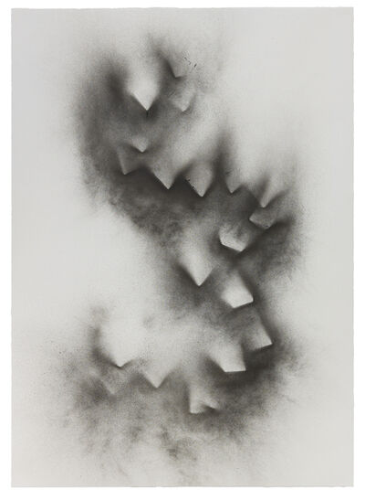 Haegue Yang, 'Non-Folding - Geometric Tipping #43', 2013