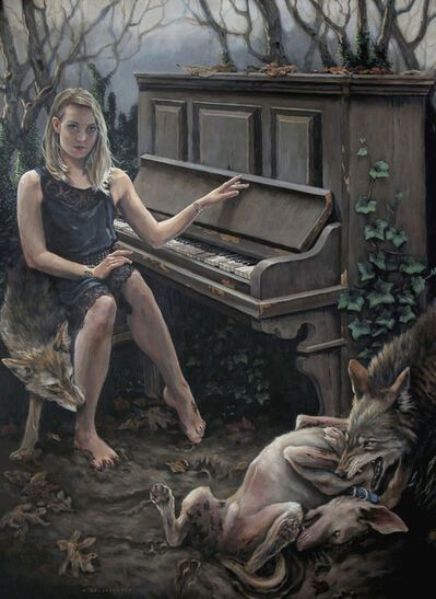 Mary Chiaramonte, 'Promised to the Wild Unknown', 2016