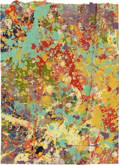 Sam Gilliam, 'Untitled.', 1975