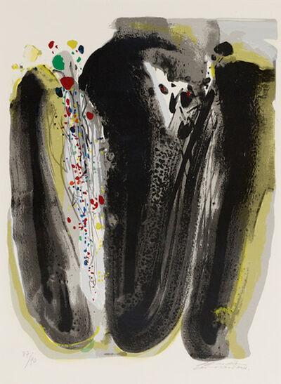 Chu Teh-Chun, 'Untitled, Circa', 1970