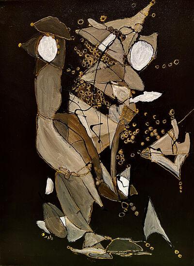 Nadira Azzouz, 'Dancing in the Dark', 2014