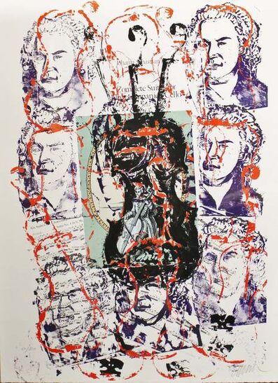 Arman, 'Bach', 1998-2000