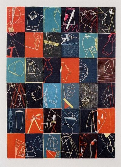 Jan Voss, 'Chacun son tour II', 1998