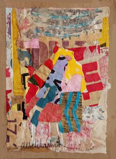 Arthur Aeschbacher, 'L'autre éléphantier', 1963