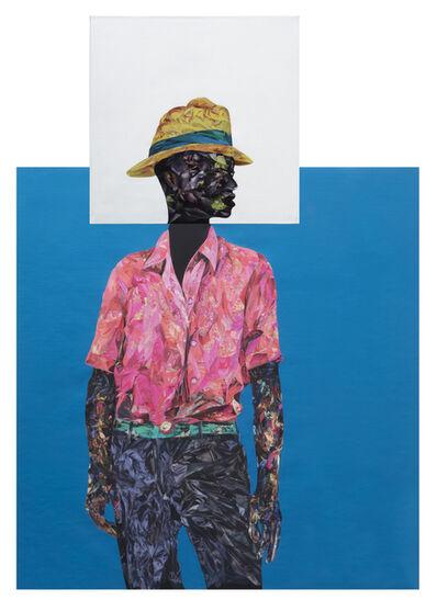 Vitshois Mwilambwe Bondo, 'Untitled', 2019