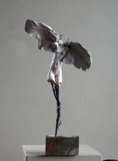 Carl Dahl, 'Female angel', 2020