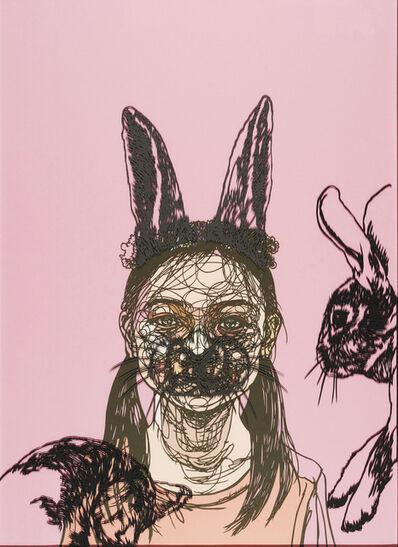 Risa Fukui, 'Rabbit girl', 2016
