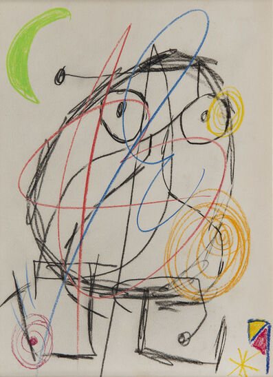 Joan Miró, 'Sans titre', 1976