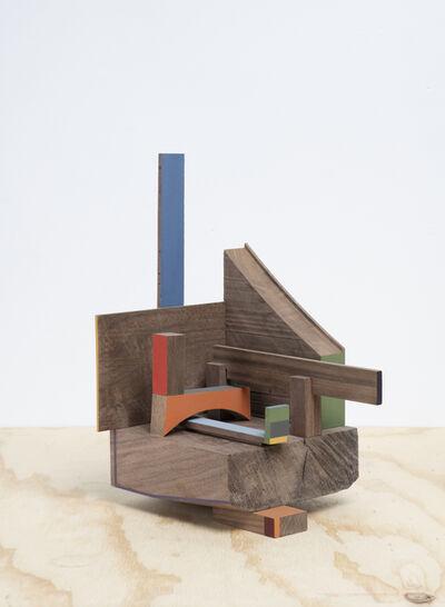 Jim Osman, 'Here and There Corner', 2018