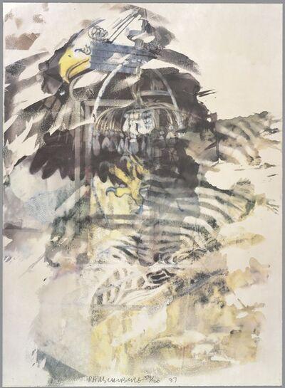 Robert Rauschenberg, 'Caucus, from the Leo Castelli 90th Birthday portfolio', 1997