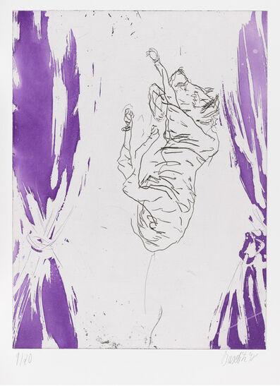 """Georg Baselitz, 'Tobi, from """"Schlafende Hunde""""', 1998-1999"""