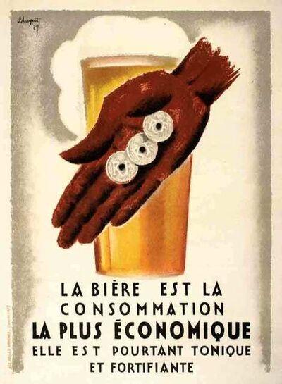 Charles Loupot, 'LA PLUS ECONOMIQUE', 1927