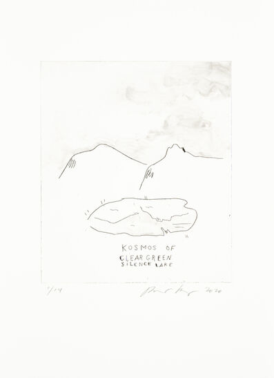 Ragnar Kjartansson, 'The Lake', 2020