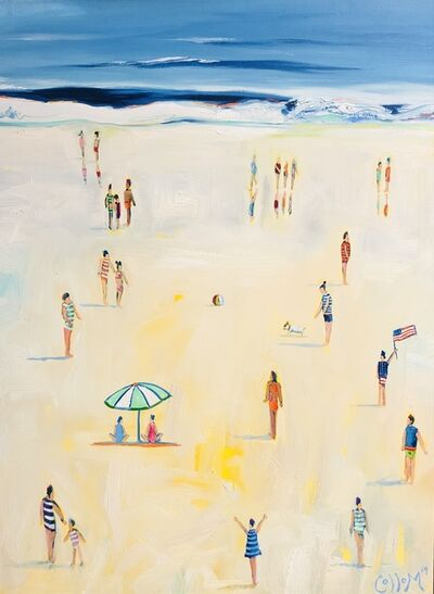 Tim Collom, 'Beach ', 2019