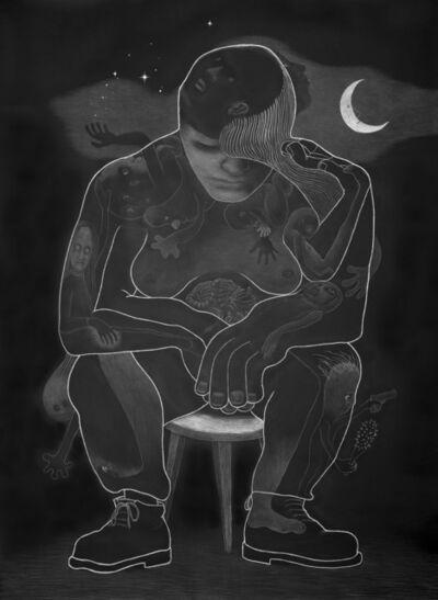 Sabian Baumann, 'Geister', 2020