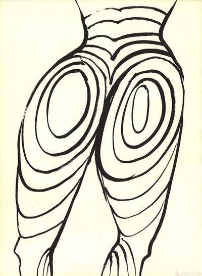 Alexander Calder, 'Derriere le Miroir no.173', 1968