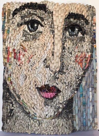 Gugger Petter, 'Small Female Head #1', 2019
