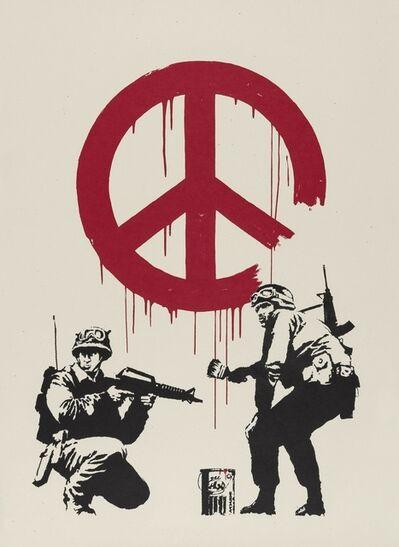 Banksy, 'CND', 2005