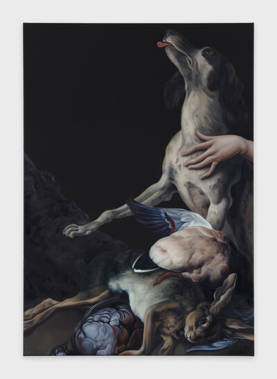 Jesse Mockrin, 'Catch', 2018
