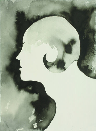 Barthélémy Toguo, 'Devil's Head No.7', 2009-2010