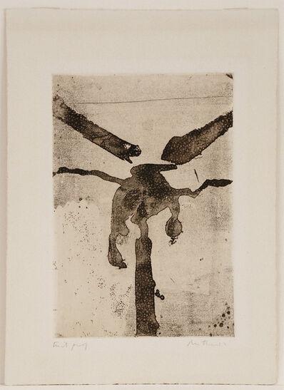 Robert Motherwell, 'Paroles Peintes III', 1967