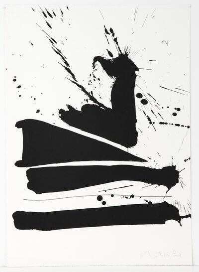 Robert Motherwell, 'Automatism B', 1966