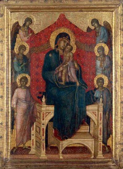 Duccio, 'Maestà (Majesty)', 1290-1295