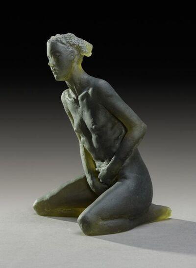Nicolas Africano, 'Untitled Scheile Figure (variation, kneeling) ', 2015